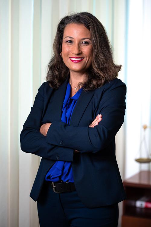 Maître Angélina JOLLY-NICOLAS Avocats Réunis Martinique