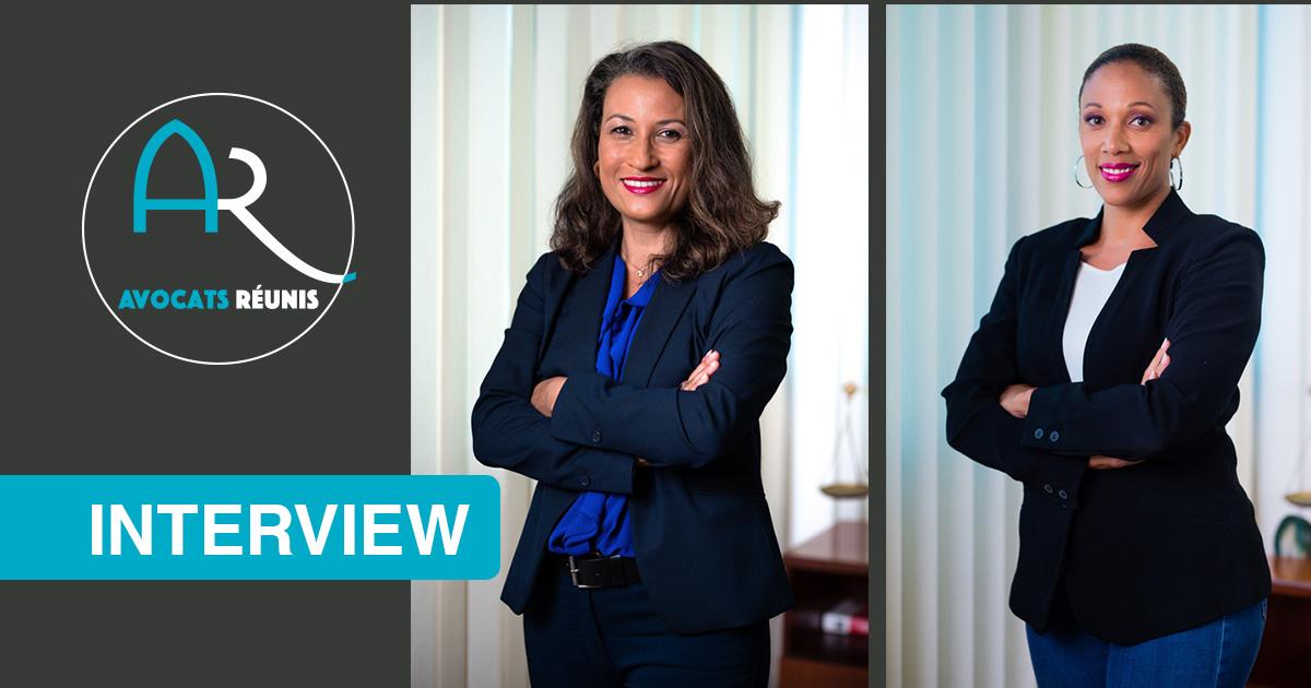 interview Angelina Jolly-Nicolas et Audrey Nicolas Avocats Réunis