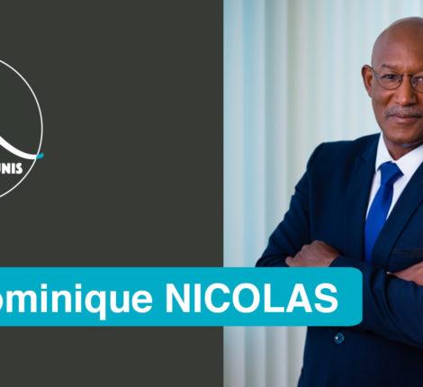 Maitre Dominique NICOLAS ancien Bâtonnier du barreau de Martinique Avocats Réunis AARPI