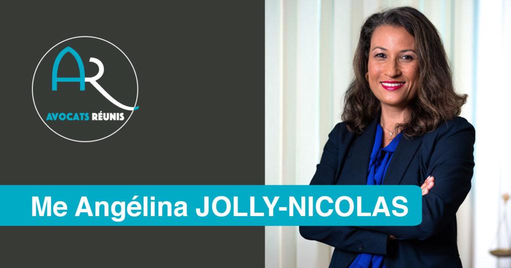 Maitre Angelina JOLLY-Nicolas Avocats Réunis Martinique JurisCarib Immobilier