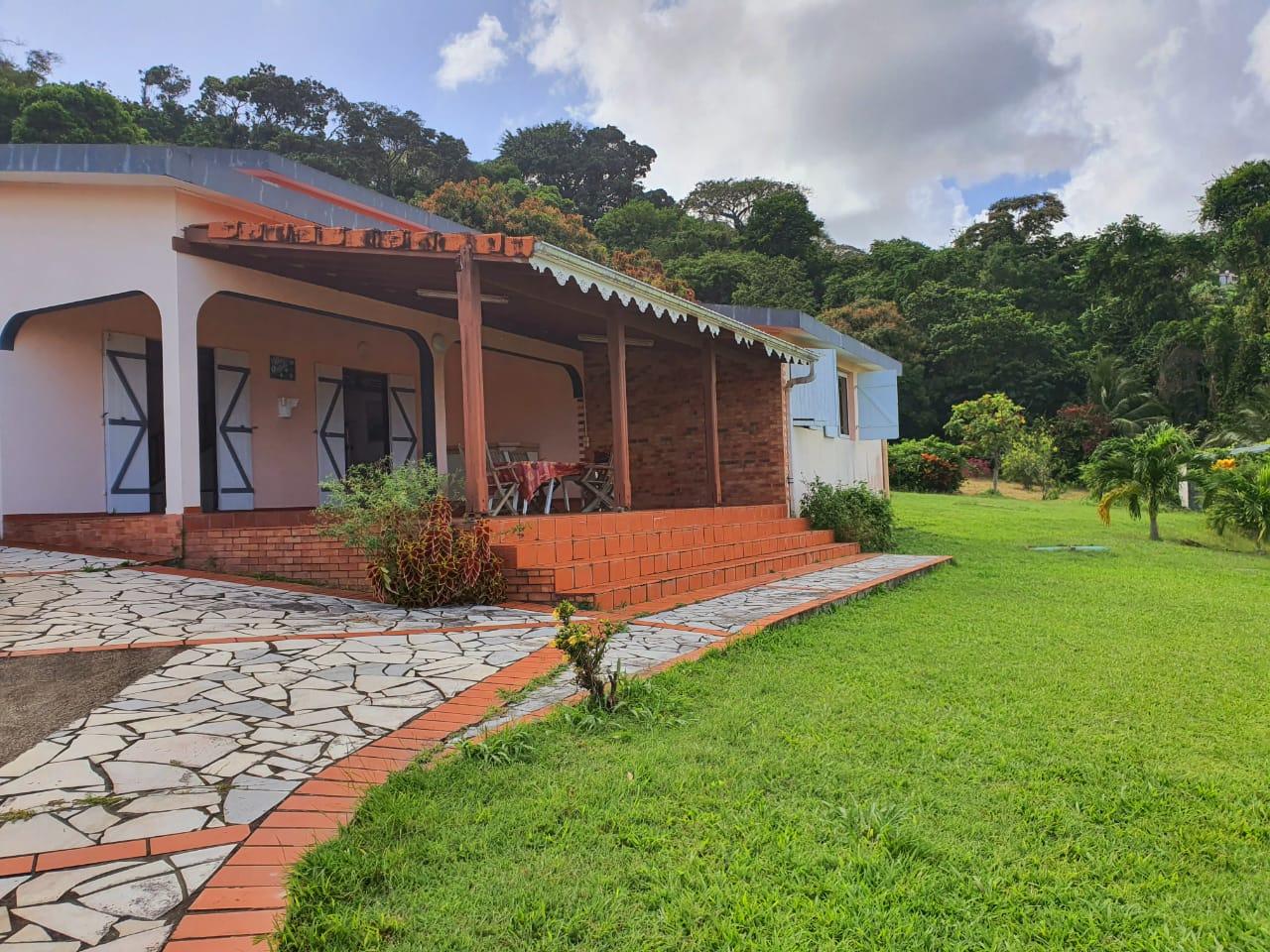 Vente villas Trinité Martinique Avocats Réunis