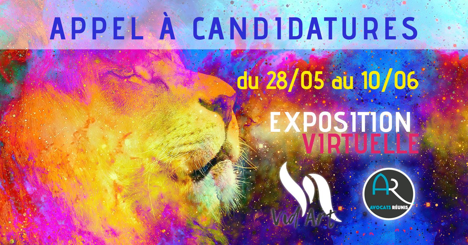 Avocats réunis Vid'Art 2021 3d exposition virtuelle artistique Martinique