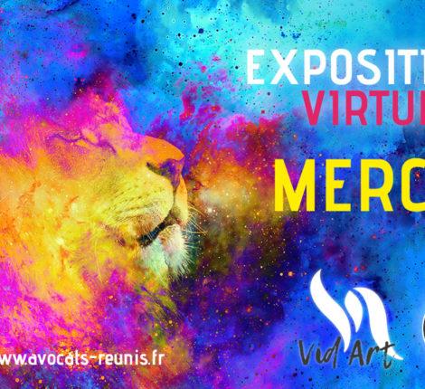 Avocats Réunis Exposition virtuelle Vid Art Artistes Martiniquais